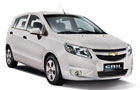 Chevrolet Sail details revealed, launch on 25th Oct