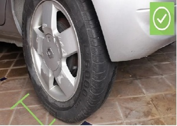 How To Change The Flat Tire?