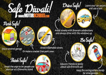 Protect Your Car From Damage by Crackers During Diwali