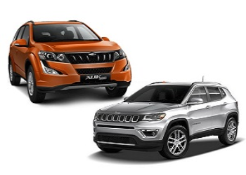Comparison: Jeep Compass vs Mahindra XUV 500, Which is Best?