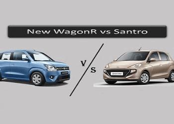 Which Is Better Hatchback 2019 Maruti Suzuki Wagon R Or Hyundai Santro 2018