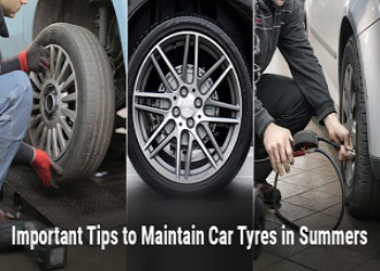 Simple Tips To Maintain Good Condition of Your Car's Tire