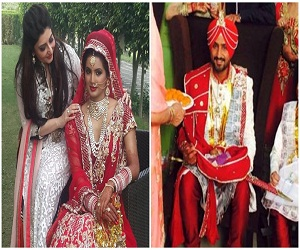 Bhajji and Geeta Basra Tie the Knot, What They Love to Drive