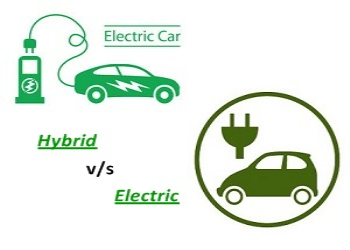 Basic Difference Between Electric and Plug-in-Hybrid Cars