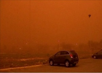Protect Your Car During The Dust Storm