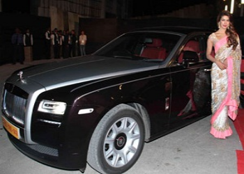 Top Bollywood Celebrities who Own Rolls-Royce Cars