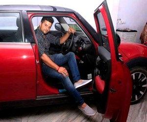 Suresh Raina, What He Prefers to Drive in Expensive Cars