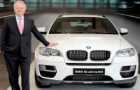 BMW X6 launched for Rs. 78.9 lakh