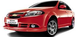 Chevrolet Optra Magnum Chevrolet Optra Magnum Price Review Mileage