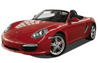 New Porshe Boxster showcased at Detroit Auto Show