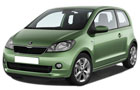 Skoda Citigo hatchback missed at Auto Expo