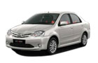 Toyota Etios leads the sales tally in June