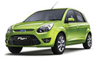 New face-lifted Ford Figo and Figo sedan to be launched in India next year!