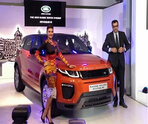 Refreshed Range Rover Evoque 2016 launched, priced Rs. 47.1 lakh (ex-showroom price)