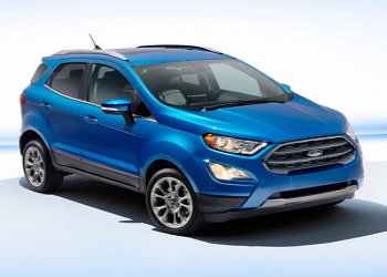Ford EcoSport Facelift Might be Launched in India During Sept. 2017