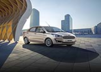 Book Facelift Ford Aspire At The Down Payment Of Rs. 11,000