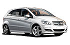 Mercedes Benz B Class launched