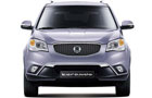 New Ssangyong Korando launched