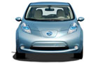 Nissan Leaf available at showrooms from 1st March 2012