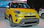 Fiat 500L: The Motherhood feat through a video