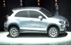 Fiat 500X to be showcased in Paris Motor Show