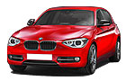 BMW 1 Series sedan images appear, launch next year