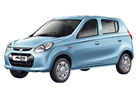 Maruti Alto 800 launches in Chile