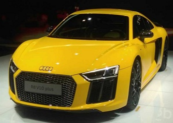10 cars in pipeline of Audi for India during 2016