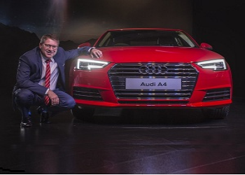 Refreshed Audi A4 Launched In India, Priced Rs.38.10 Lakh