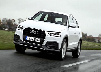 Audi Launches Q3 SUV with 1.4 litre TFSI Petrol Engine