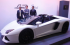 Lamborghini Aventador launched in India for Rs. 4.77 crore