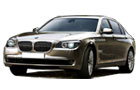 New BMW 7 Series unveiled by Sachin
