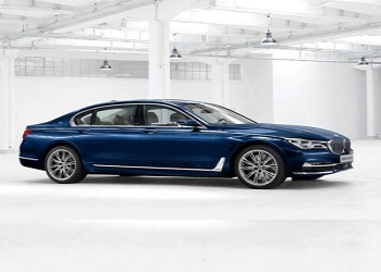 Next 100 Years Edition of BMW 7 Series Launched