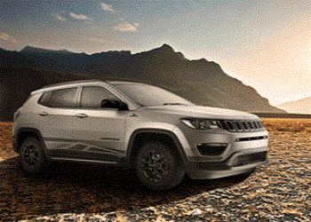 "Jeep India Launches ""BedRock""Limited Edition Of Compass SUV"