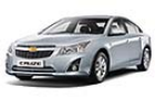 2015 Chevrolet Cruze caught tested