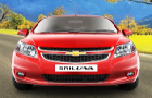Chevrolet Sail UVA vs Maruti Swift