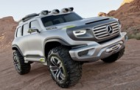 Mercedes Benz introduces supercar, the Ener G Force SUV at the LA