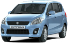 Suzuki launches Ertiga in Thailand, AT version also on sale