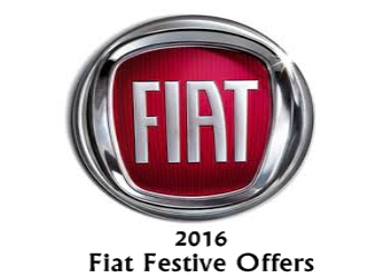 This Festive Season Pamper Yourself with Fiat Cars
