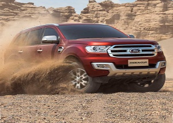 Ford Endeavour Prices Slashed up-to Rs. 2.82 lakh