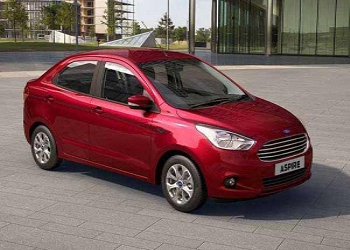 Ford Figo Aspire to be Upgraded With Extra Safety Features