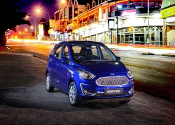 Ford Might Launch Refreshed Figo In CNG Variant