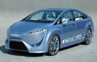 Toyota to launch fuel cell car in 2015