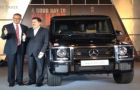 Mercedes Benz G63 AMG launched in India at Rs 1.46 crore