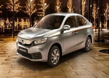 Generation Next Honda Amaze To Embellish CVT System And New Look
