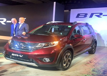 Honda BR-V launched with starting price of Rs. 8.75 lakh