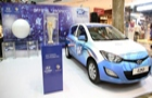 Hyundai India showcases the ICC Champions Trophy 2013