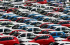 Car sales in March slid into negative, new cars could prove to be savior
