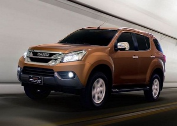 Indian Auto Expo 2016: Isuzu to showcase MU-X SUV and commercial vehicle D-Max