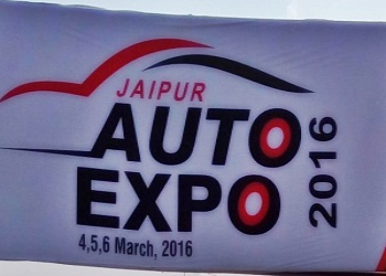 Jaipur Auto Expo 2016: Receives a grand opening
